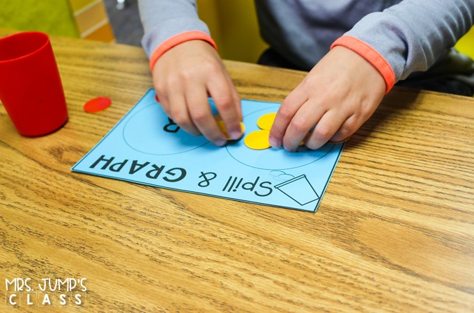 Graphing Activities To Use In Your Kindergarten Math Groups