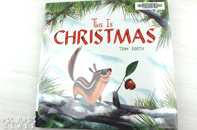 Christmas read aloud books for kindergarten and first grade. These are some of my favorite books to read during the month of December.