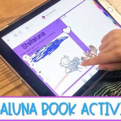 Stellaluna Book Activities for K-2 | Reading Lesson Plans