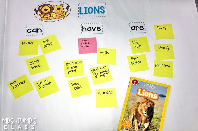 African animal activities that are perfect for a zoo unit! Your students will love learning about African animals with these nonfiction book activities. Engaging reading lessons about lions, giraffes, elephants, and meerkats.